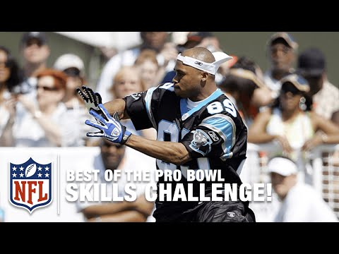 Best of the Pro Bowl Skills Competition Challenge! | NFL