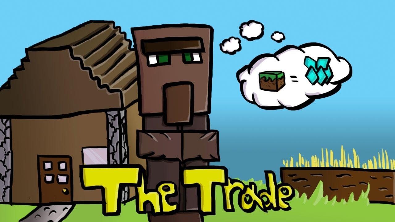 "♫ ""The Trade"" - Minecraft Parody of Robbie Williams - Candy"
