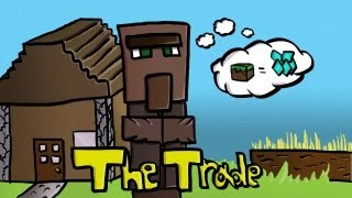 "♫ ""The Trade"" - Minecraft Parody of Robbie Williams - Candy"