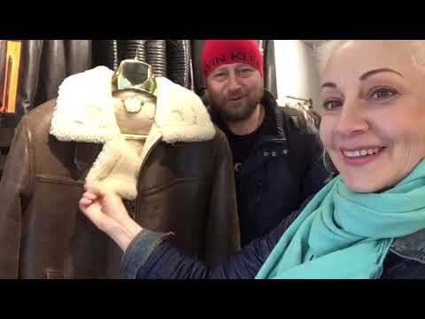 СТАМБУЛ/КУПИТЬ КожУ меха, ЦЕНЫ в Зейтинбурну, Istanbul Shopping Leather!