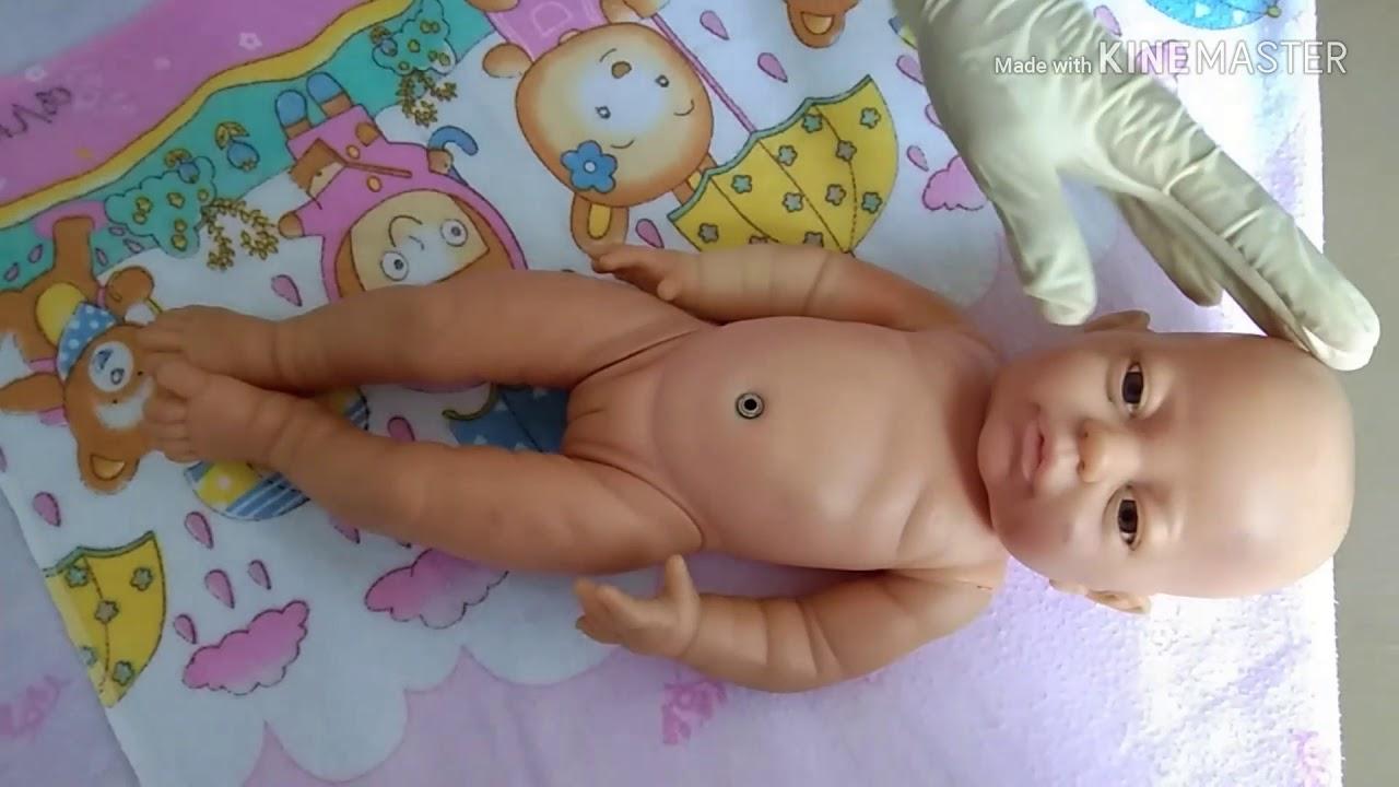 Langkah-langkah pemeriksaan fisik pada bayi baru lahir # ...