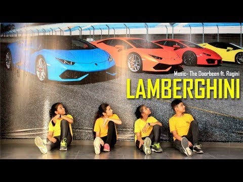 Lamberghini Dance Choreography| The Doorbeen Feat Ragini | Dance Mania India