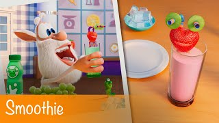 Booba - Food Puzzle: Smoothie - Episode 11 - Cartoon for kids