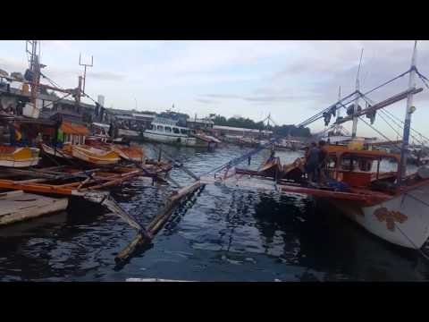Not Just Tuna! Watch People in Action at Fish Port Complex in General Santos City, The Tuna Capital