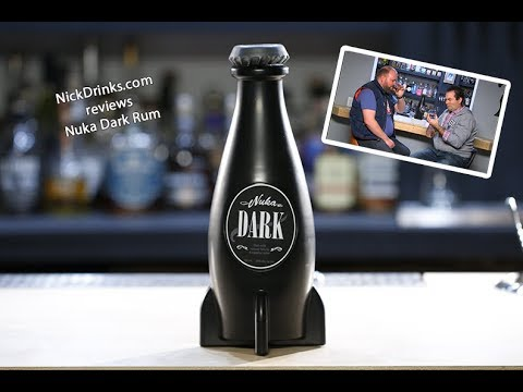 Review Of Fallout Nuka Dark Rum Youtube