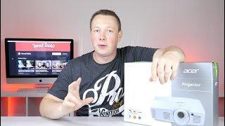 dER BEAMER für eure Videos? Acer H6519ABD - Full HD