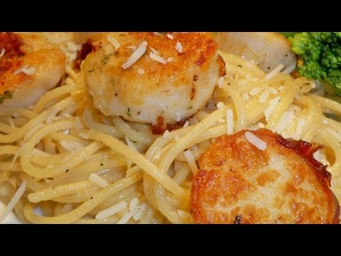Fried Sea Scallops | EASY TO LEARN | QUICK RECIPES
