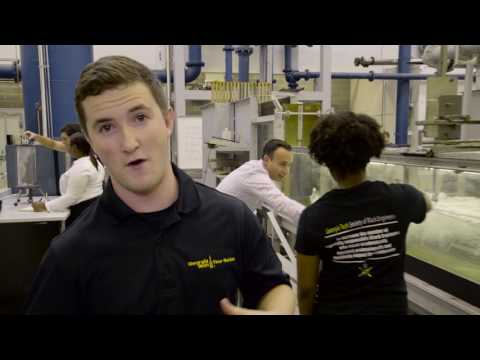 Georgia Tech College of Engineering: Lab Tours