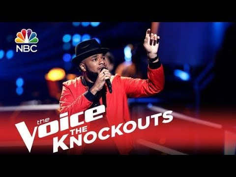 Mark Hood - Stand By Me (The Voice Knockout 2015)