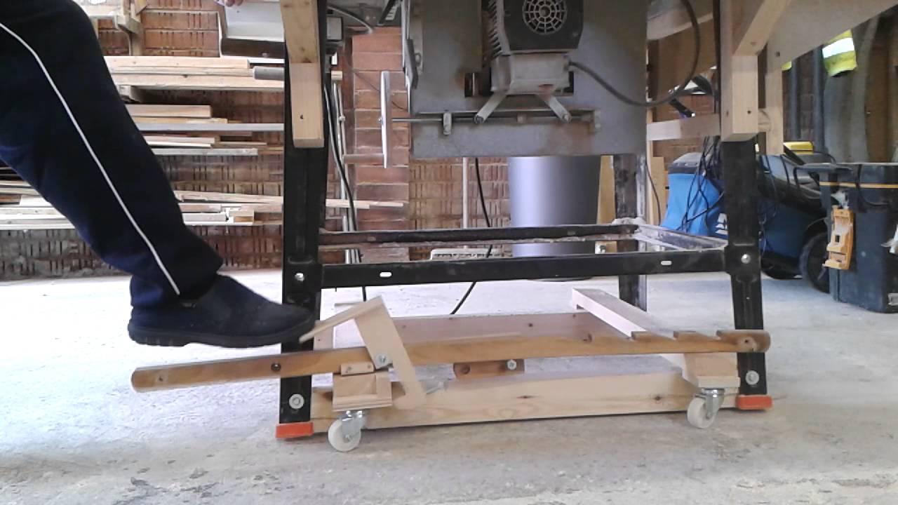 Wood Welding Bench