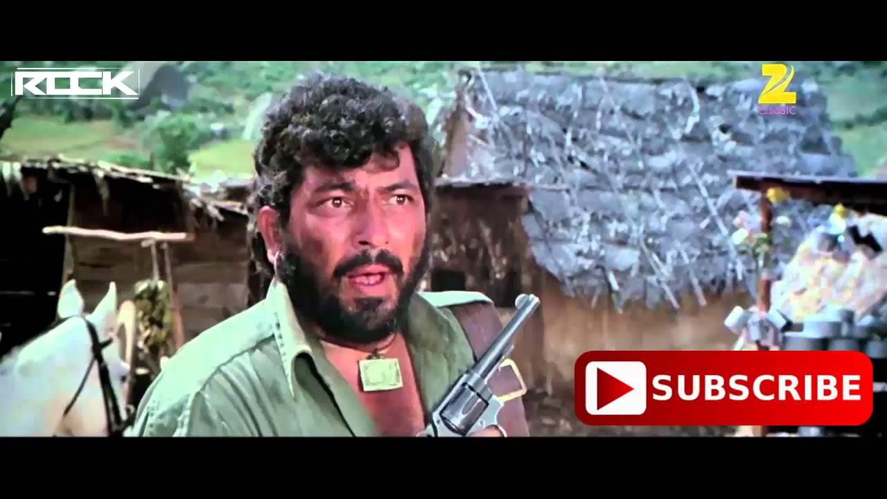 Hindi picture film sholay ka song