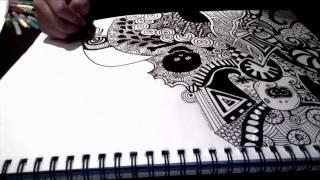 Random Sharpie Doodle