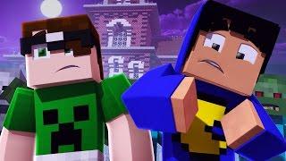 Minecraft: INCRÍVEL MAPA DE TERROR!