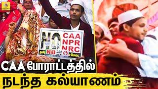 CAA Protest | Muslim Marriage, Shaheen Bagh Chennai
