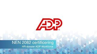 ADP Workforce HR dossier NEN2082 4min