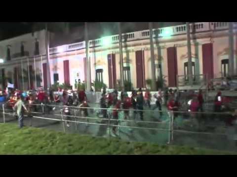 Capriles pide recuento de votos ante la la ligera ventaja de Maduro