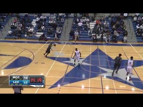 2016 Lansing Community College Men's Basketball v Muskegon Community College