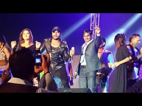 (CAMI Events) Khesari lal at doha qatar 2017