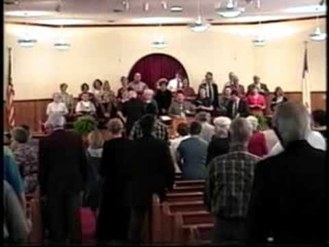 """Amazing Grace"" Mount Carmel Baptist Church Choir, Fort Payne Alabama"