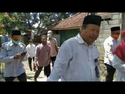 Pembinaan pilot project kampung zakat