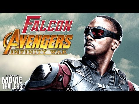 FALCON Best Action Moments | Waiting for Marvel's Avengers: Infinity War