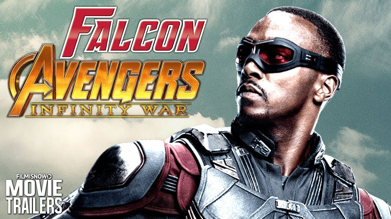 Falcon best action moments before marvel 39 s avengers - Faucon avengers ...