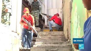 Las milicias bolivarianas, los venezolanos en pie de guerra