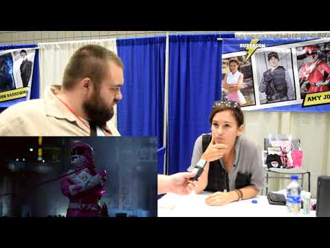 EXCLUSIVE  with Amy Jo Johnson