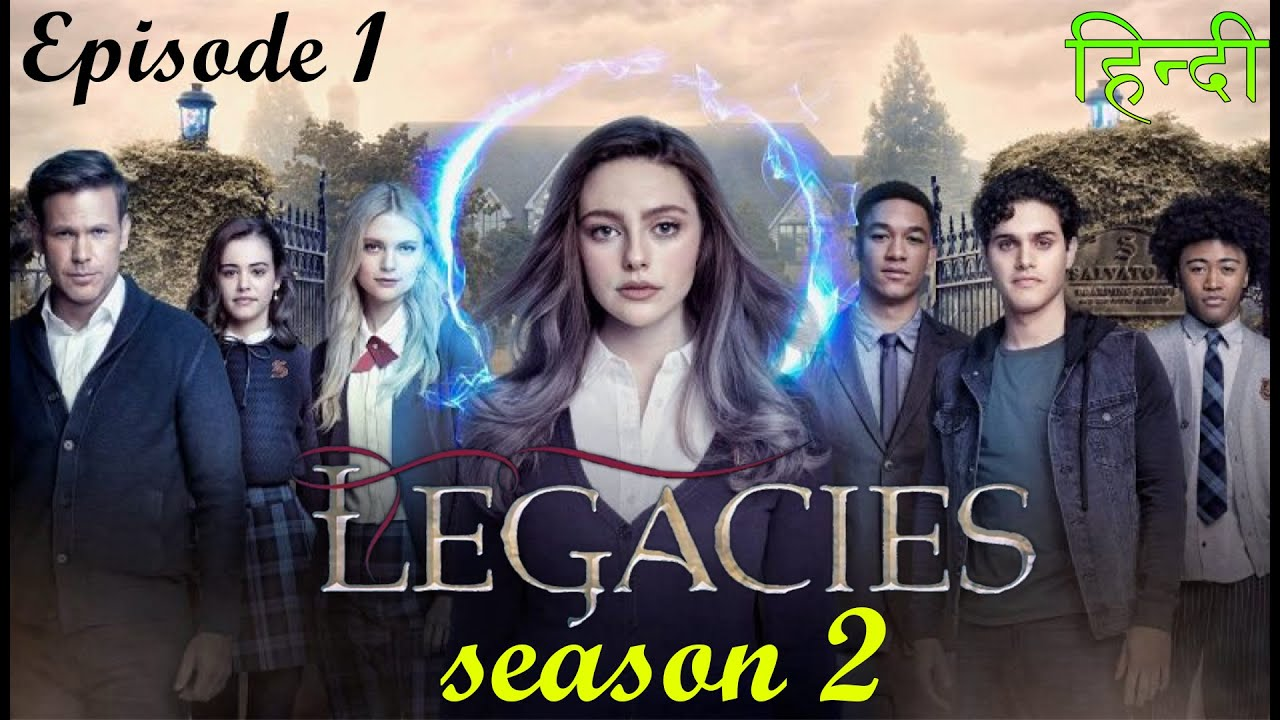 Download Legacies S2 Ep 1  लीगेसी Explanation in Hindi - Hope inside Malivore with Clark & new mystic falls