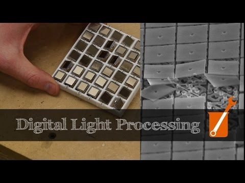 How Digital Light Processing (DLP) works