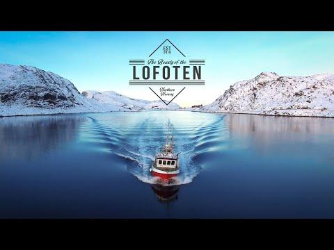 The Beauty of the Lofoten | Aerial Video in 4K