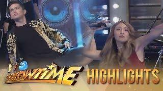 "It's Showtime Cash-Ya: JaDine's new version of ""Taga Saan Ka"""