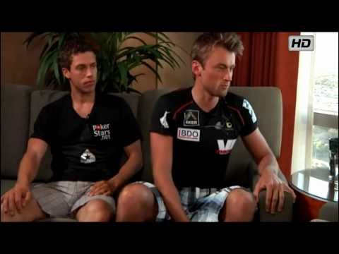 Petter Northug - Exclusive: Northug FIGHT Marcus Hellner (With Translation)