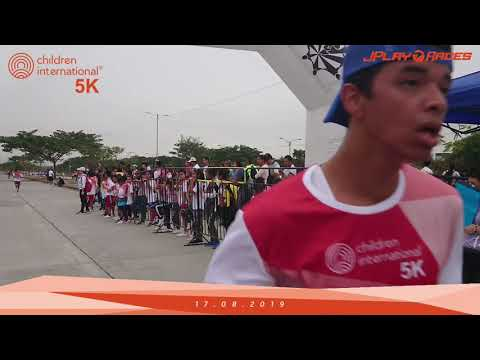 5k Children International III Edicion - Video Resumen
