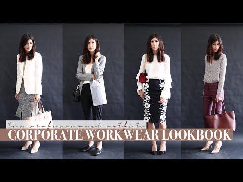 Professional & Corporate Office Workwear Lookbook - Autumn Outfit Ideas | Mademoiselle