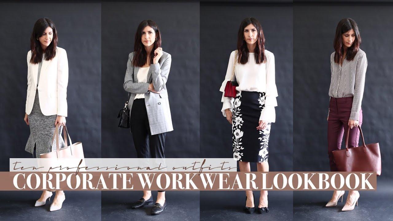 Professional & Corporate Office Workwear Lookbook - Autumn Outfit Ideas | Mademoiselle 1