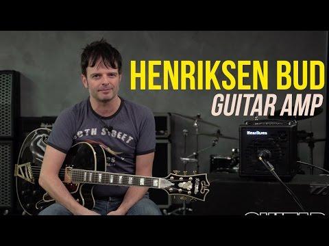Henriksen Bud Guitar Amp