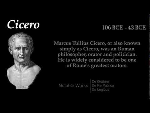 Cicero Critical Essays
