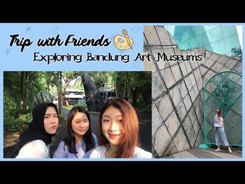 BANDUNG TRIP DAY 2 | 🎨 Sunaryo ArtSpace, Nu Art Museum