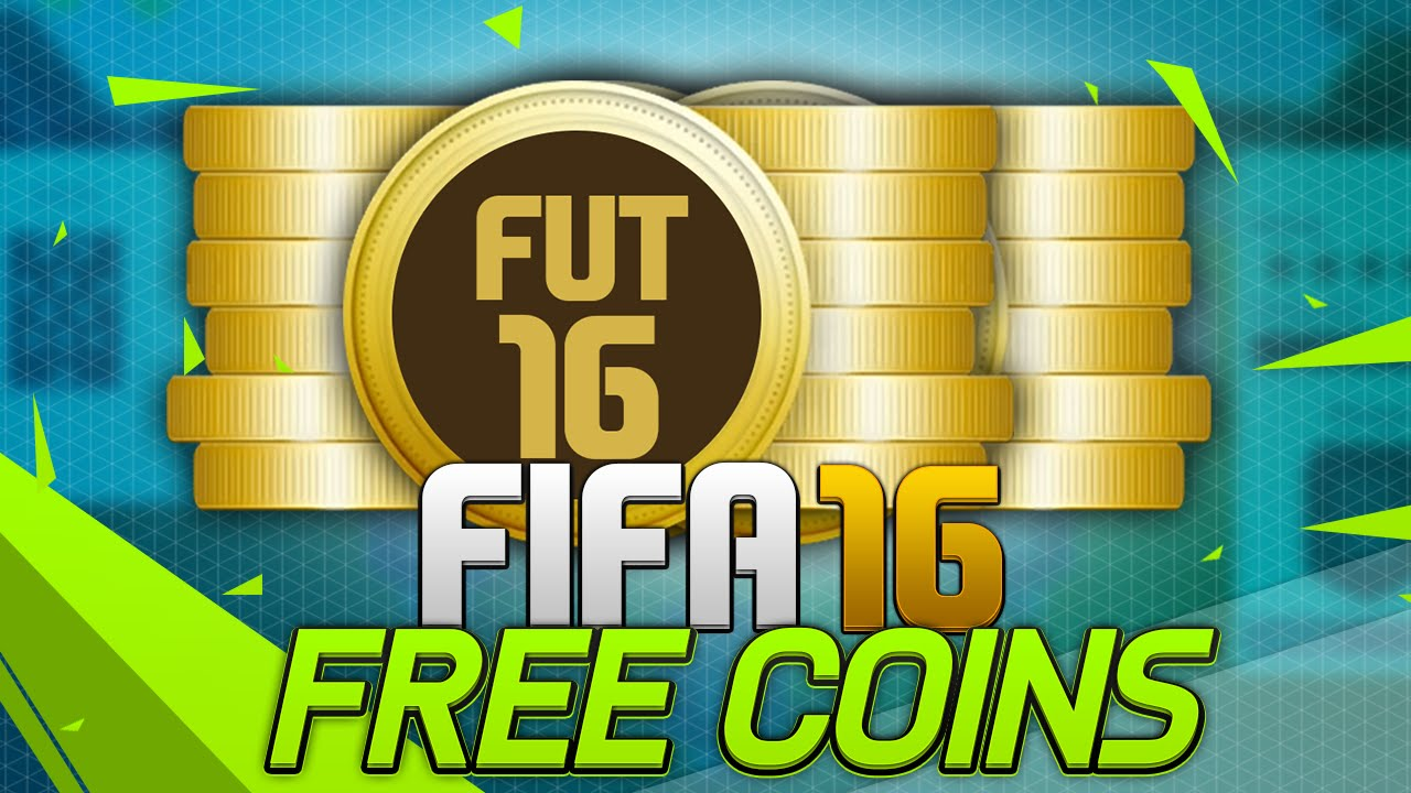 Coins Fifa 16