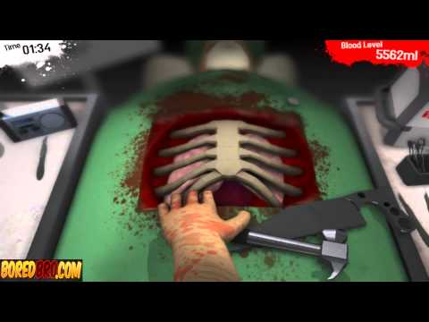 Surgery Game - Play Surgeon Simulator 2013 Online