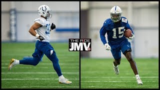 Stephen Holder Likes What He's Seeing From The Colts Rookies
