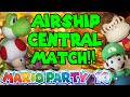 ABM: Mario Party 10 *Airship Central* Gameplay Match HD !!