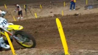 Riding session: michael byrne -