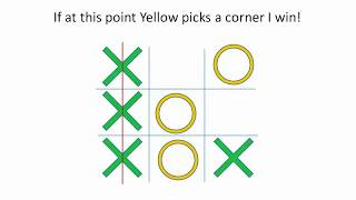OFFICIAL Video / How to never lose again in Tic-Tac-Toe