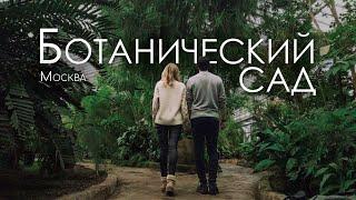 Смотреть видео Аптекарский огород & Ботанический сад. Где найти лето зимой в Москве? онлайн