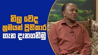 නිල වෙද ක්රමයන් ප්රිතිකාර ගැන දැනගනිමු Siyatha TV   2018.09.05 Thumbnail