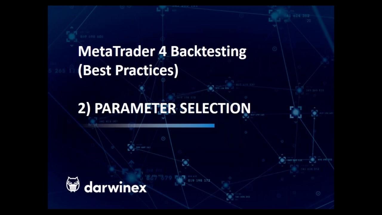 Metatrader Backtesting Best Practices For Algorithmic Traders