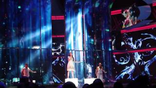 Cyprus: Christina Metaxa - Firefly (High Definition)(The first dress rehearsal of semifinal 2 Cyprus rehearsal Powered by & property of Esctime.com., 2009-05-13T14:25:54.000Z)