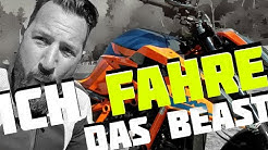 Ich fahre das Beast | KTM SuperDuke 1290 R Test